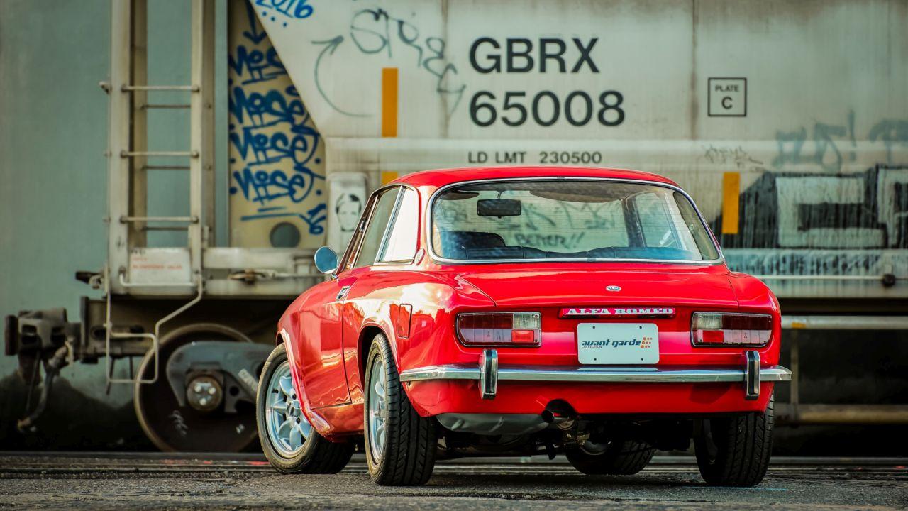 Alfa Romeo GT 2000 Veloce - Rêve à 4 pattes 7