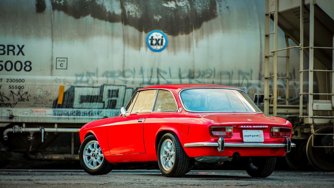 Alfa Romeo GT 2000 Veloce - Rêve à 4 pattes 4