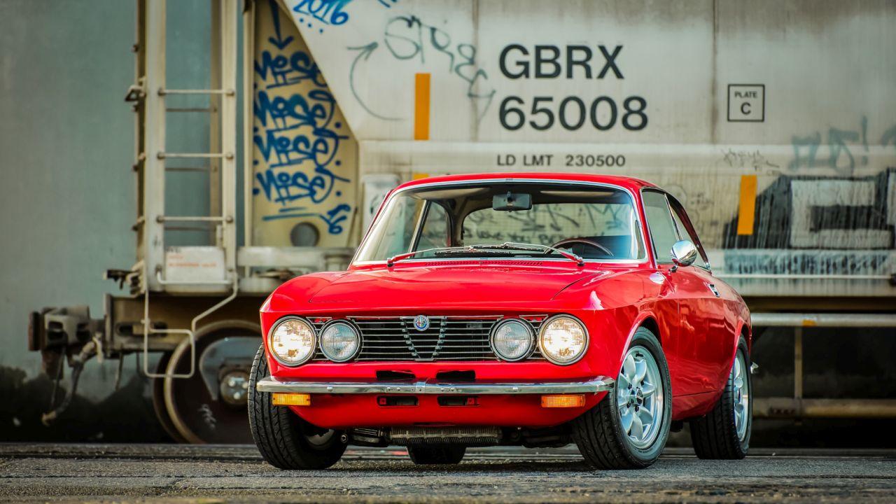 Alfa Romeo GT 2000 Veloce - Rêve à 4 pattes 1