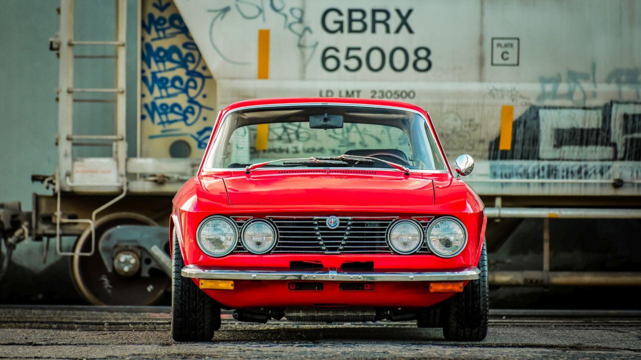 Alfa Romeo GT 2000 Veloce - Rêve à 4 pattes 2
