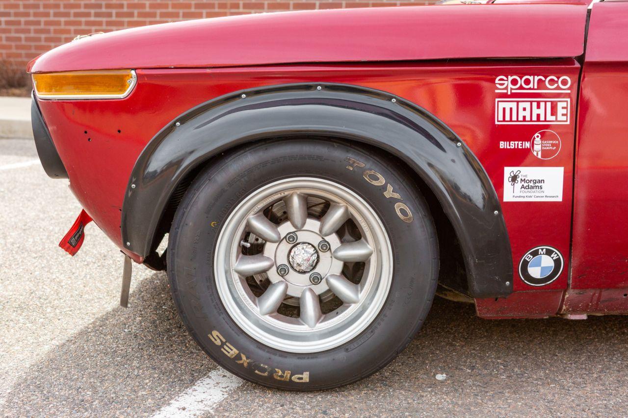 BMW 1600-2 1969 RMVR – Petite Allemande énervée au Pays des V8 ! 8
