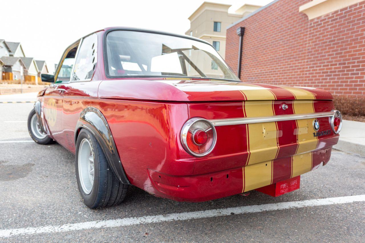 BMW 1600-2 1969 RMVR – Petite Allemande énervée au Pays des V8 ! 4