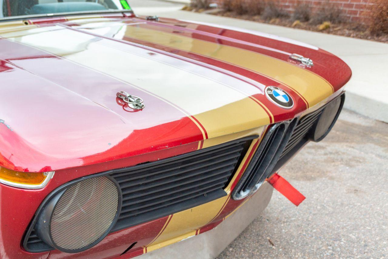 BMW 1600-2 1969 RMVR – Petite Allemande énervée au Pays des V8 ! 6
