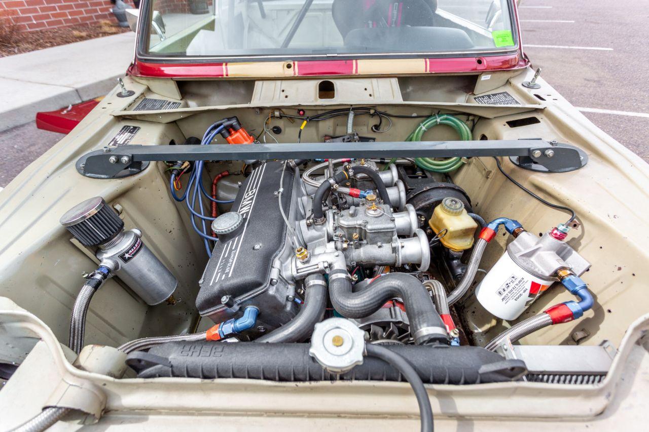 BMW 1600-2 1969 RMVR – Petite Allemande énervée au Pays des V8 ! 2