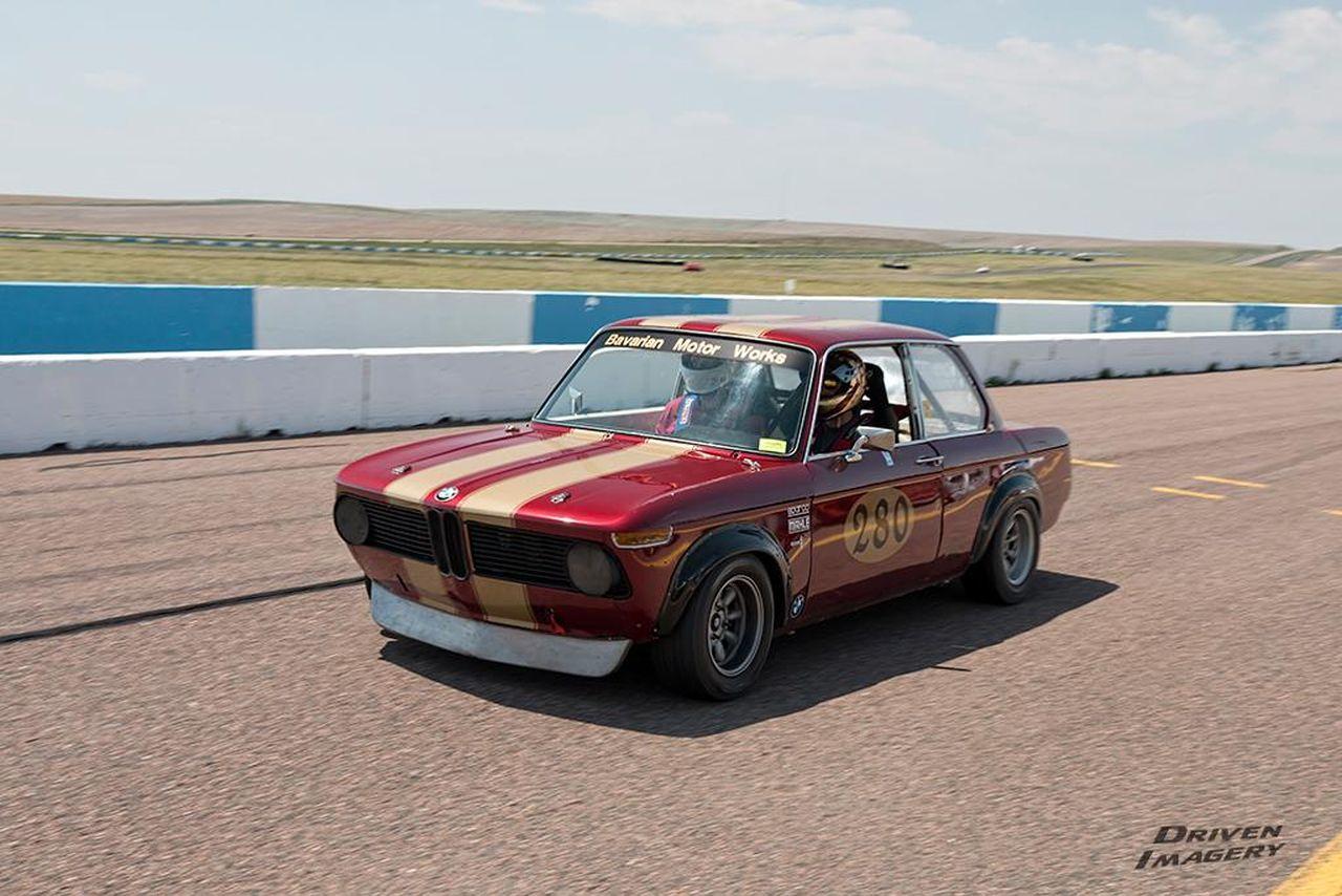 BMW 1600-2 1969 RMVR – Petite Allemande énervée au Pays des V8 ! 1