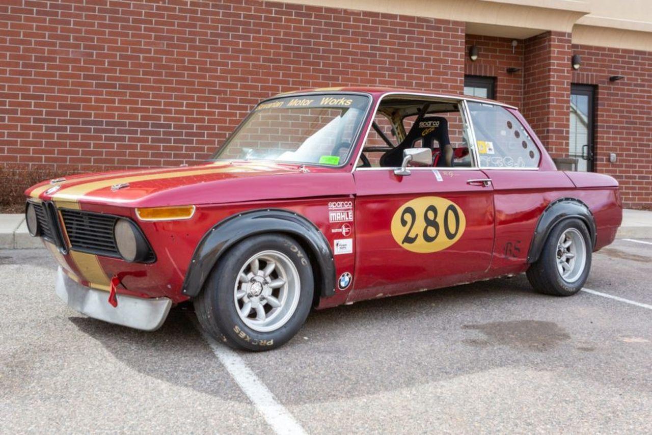 BMW 1600-2 1969 RMVR – Petite Allemande énervée au Pays des V8 ! 5