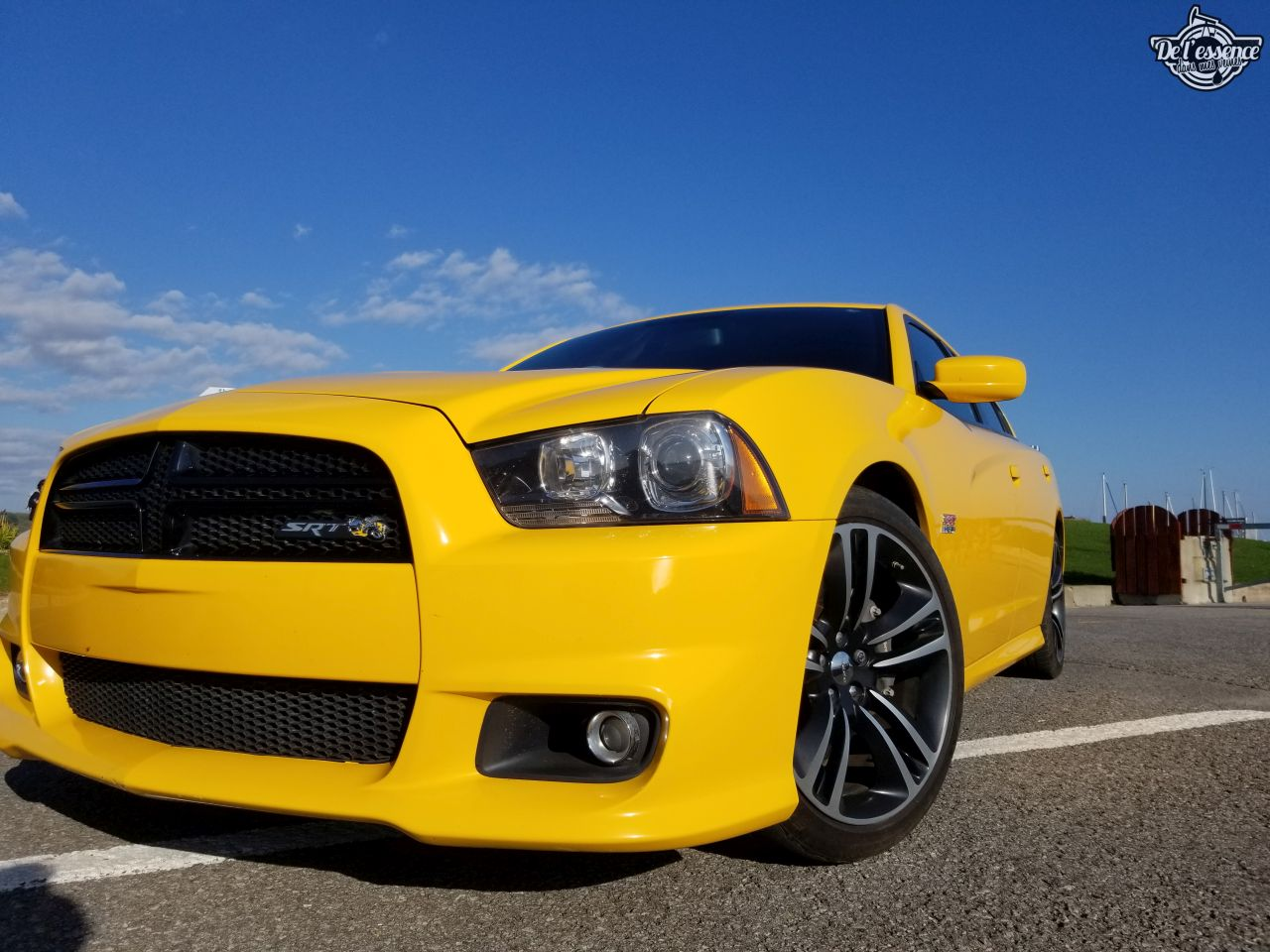 Dodge Charger Super Bee 2012 - Elle fait bizzz-bizzz... Vroap ! 8