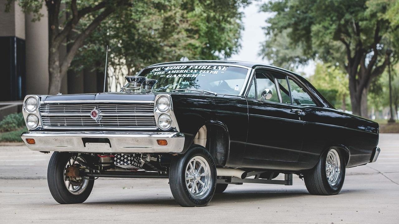 Ford Fairlane 500XL Gasser - Gazzzzzzz ! 1