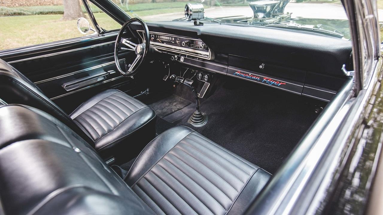 Ford Fairlane 500XL Gasser - Gazzzzzzz ! 5