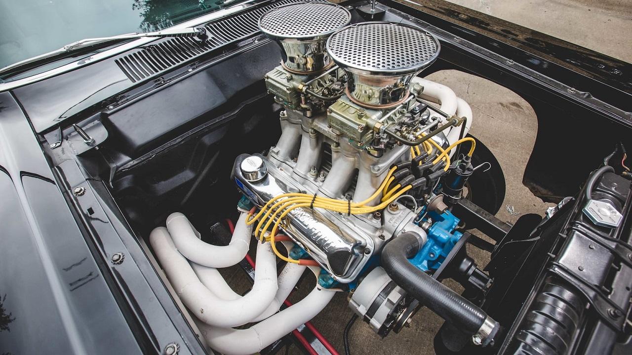 Ford Fairlane 500XL Gasser - Gazzzzzzz ! 6
