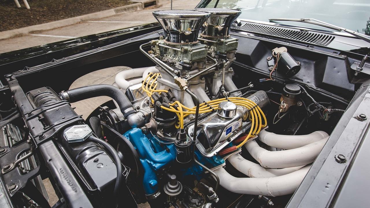 Ford Fairlane 500XL Gasser - Gazzzzzzz ! 7