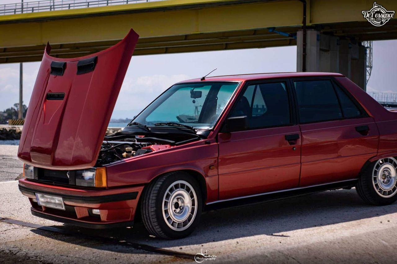 La Renault 9 de 1984 de Basilhs - La déménageuse ! 4