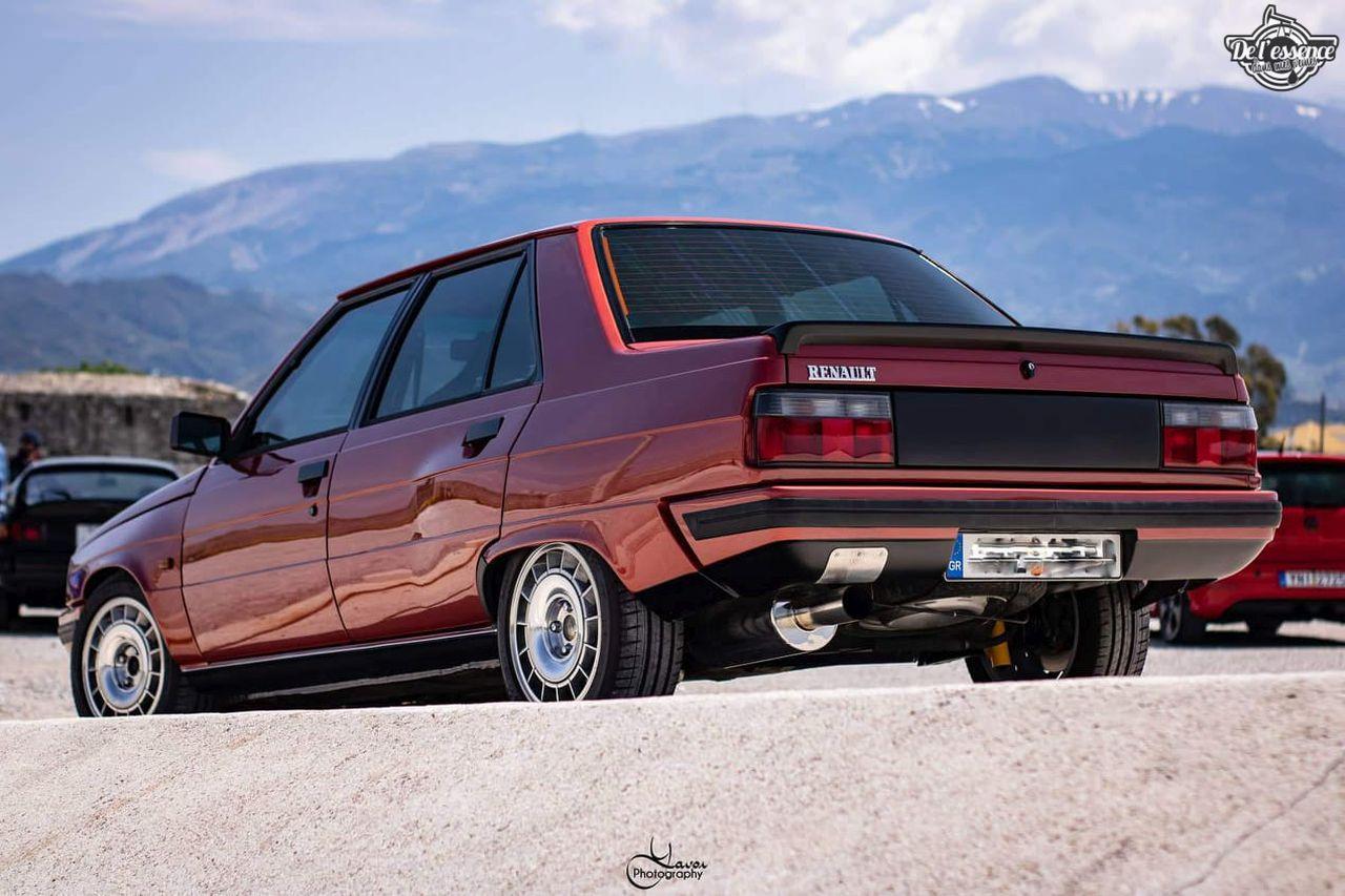 La Renault 9 de 1984 de Basilhs - La déménageuse ! 10