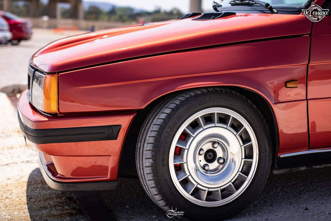 La Renault 9 de 1984 de Basilhs - La déménageuse ! 3