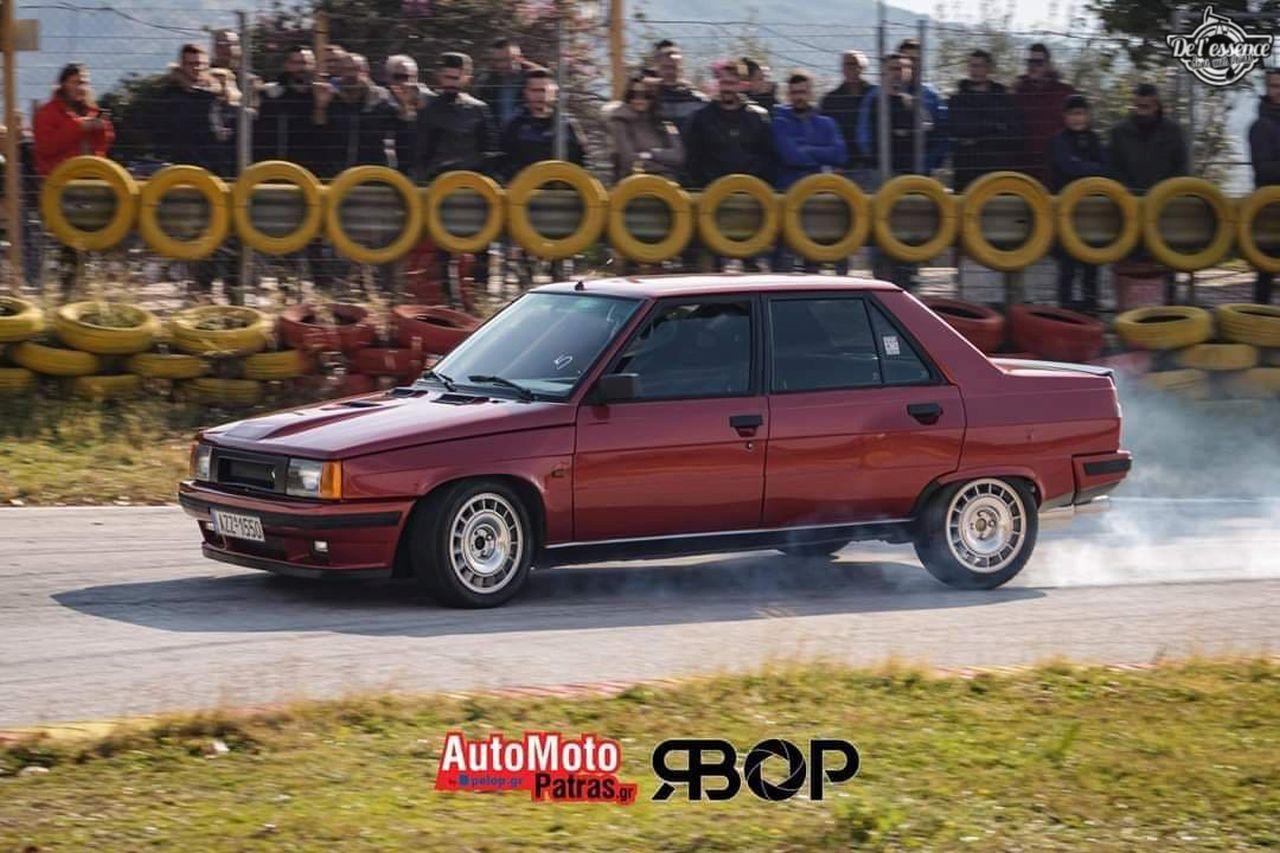 La Renault 9 de 1984 de Basilhs - La déménageuse ! 9