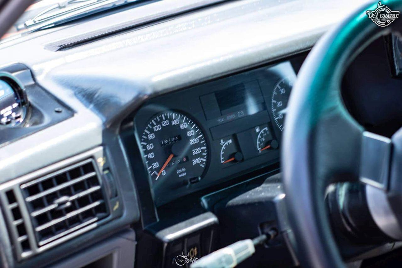 La Renault 9 de 1984 de Basilhs - La déménageuse ! 2