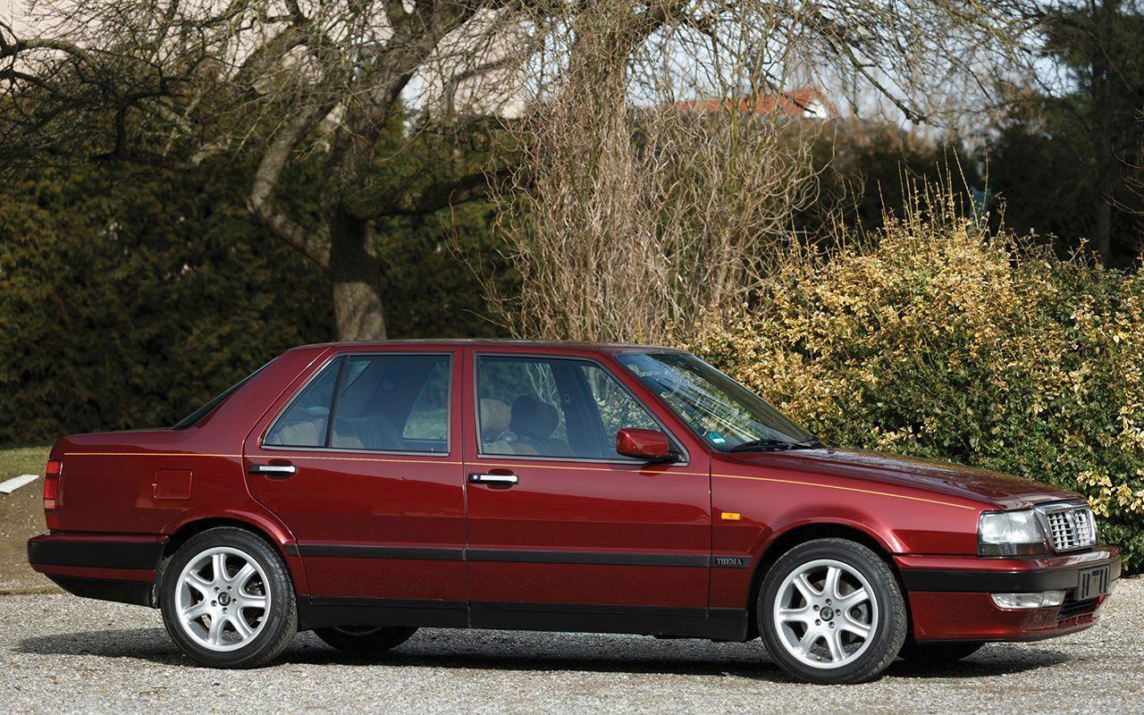 Lancia Thema 8.32 de 1991 - Costard, champagne... Et frustration ! 32