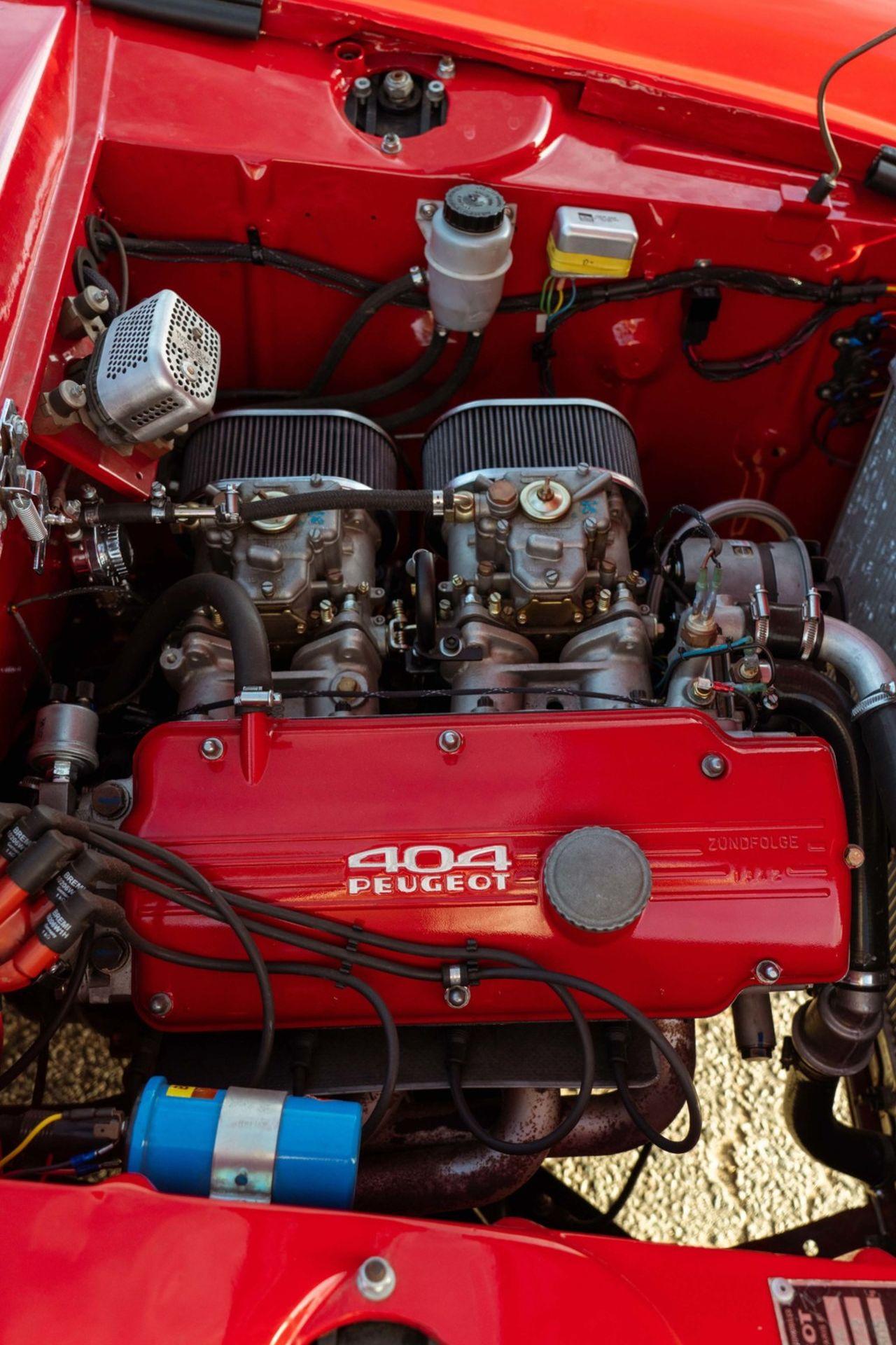 Peugeot 404 Cabriolet 1964 en M10 - Peugeot 2002 ou BMW 404 ?! 5