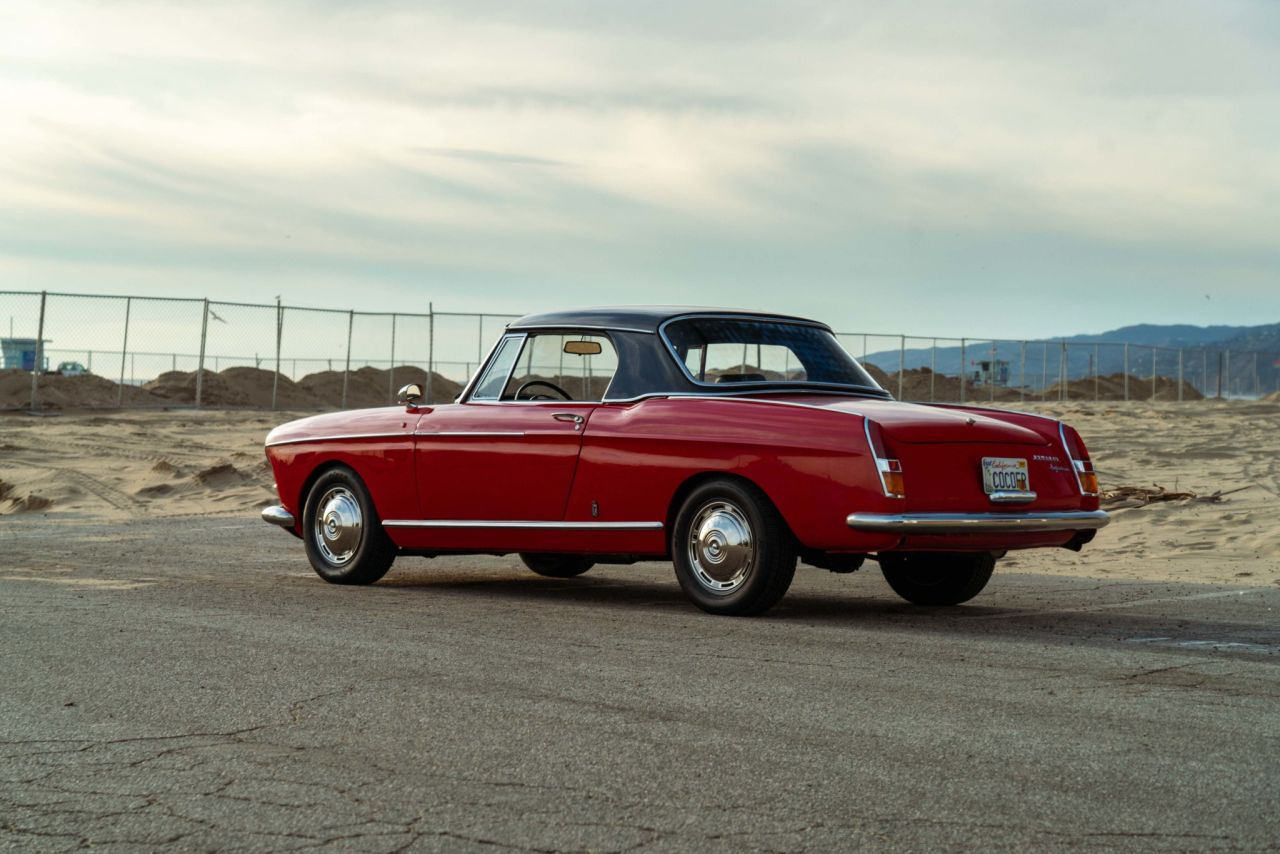 Peugeot 404 Cabriolet 1964 en M10 - Peugeot 2002 ou BMW 404 ?! 1