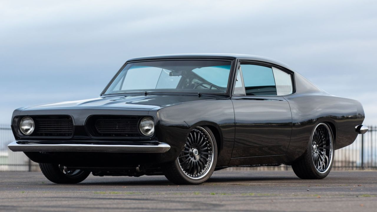 '67 Plymouth Barracuda - Celle qui m'a fait comprendre ! 5