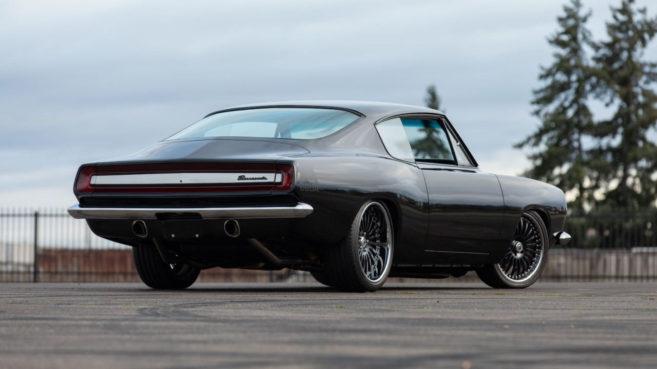 '67 Plymouth Barracuda - Celle qui m'a fait comprendre ! 12