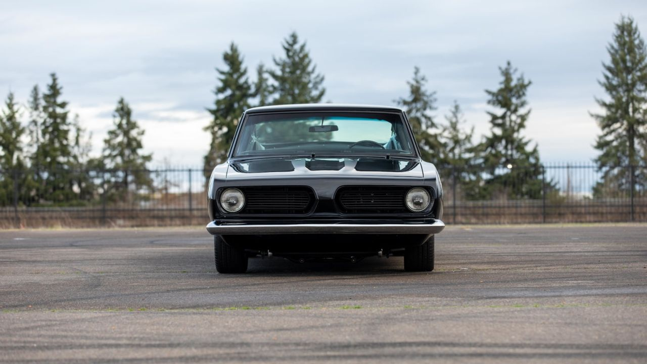 '67 Plymouth Barracuda - Celle qui m'a fait comprendre ! 4