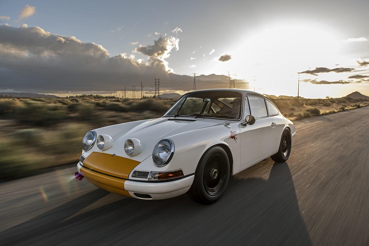Porsche 911k Emory Motorsport - Kure d'Outlaw ! 1