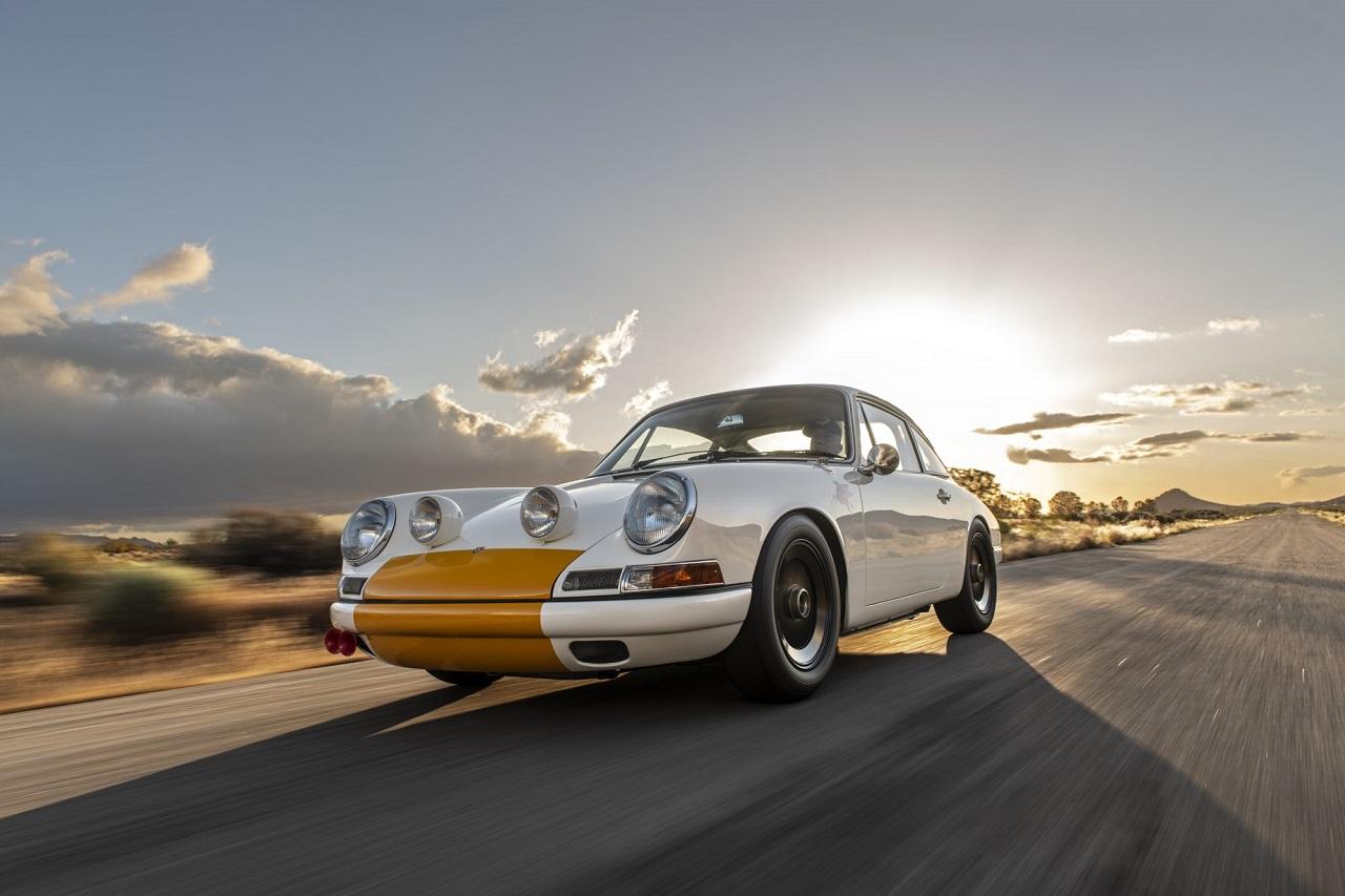 Porsche 911k Emory Motorsport - Kure d'Outlaw ! 2