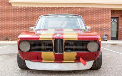 BMW 1600-2 1969 RMVR – Petite Allemande énervée au Pays des V8 !