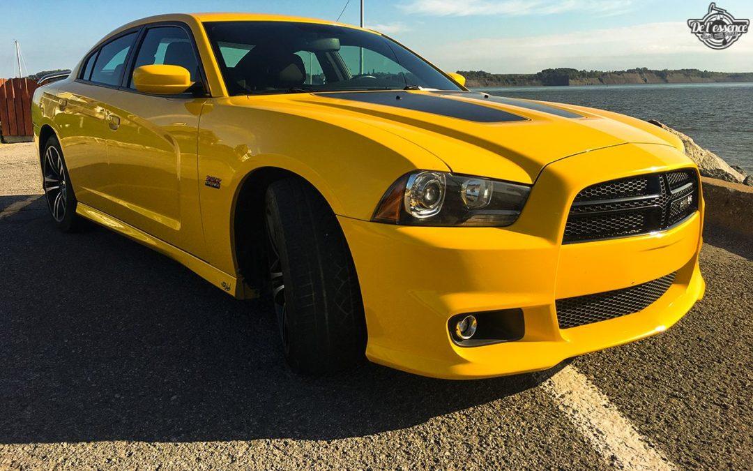 Dodge Charger Super Bee 2012 – Elle fait bizzz-bizzz… Vroap !