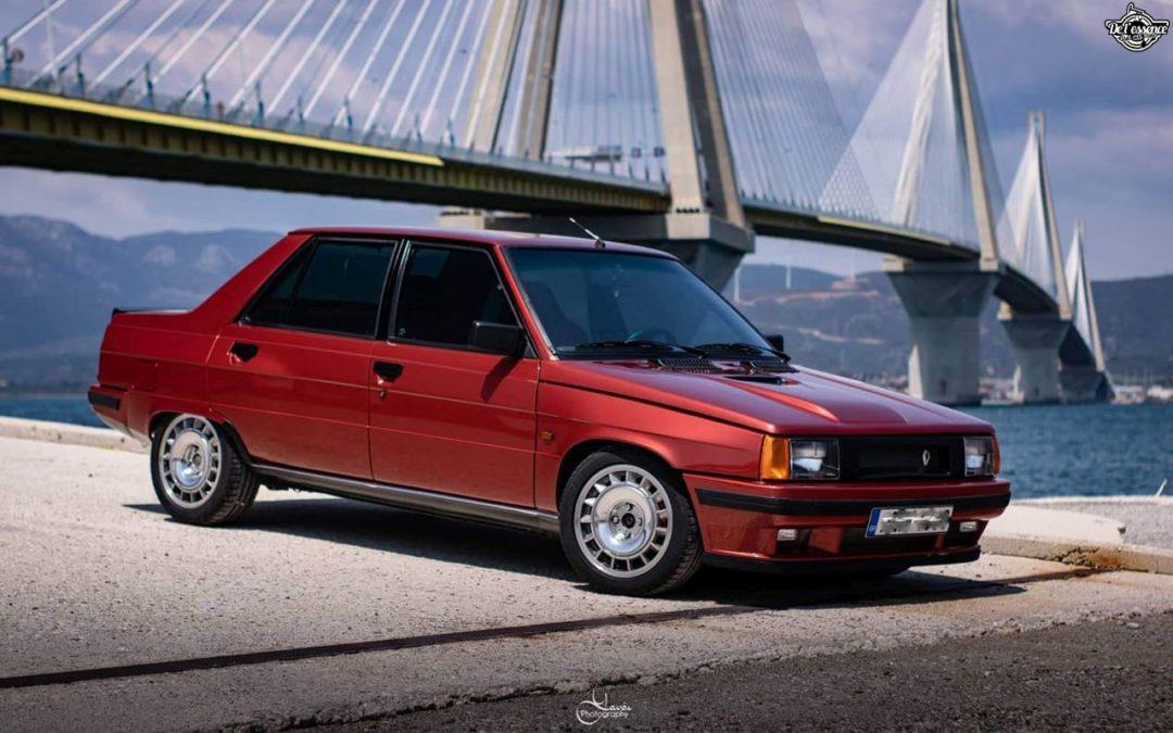 La Renault 9 de 1984 de Basilhs – La déménageuse !