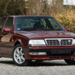 Lancia Thema 8.32 de 1991 - Costard, champagne... Et frustration !
