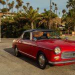 Peugeot 404 Cabriolet 1964 en M10 - Peugeot 2002 ou BMW 404 ?!