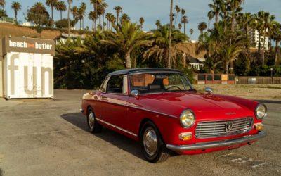 Peugeot 404 Cabriolet 1964 en M10 – Peugeot 2002 ou BMW 404 ?!