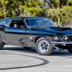 '69 Ford Mustang Boss 429 Fastback... Paul Walker roulait aussi en ricaine !