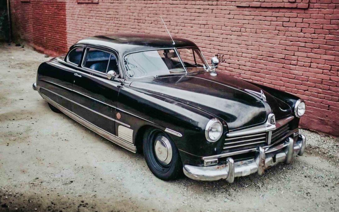 '49 Hudson Commodore coupé… Un sorti de grange de 647 ch signé Icon !
