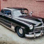 '49 Hudson Commodore coupé... Un sorti de grange de 647 ch signé Icon !
