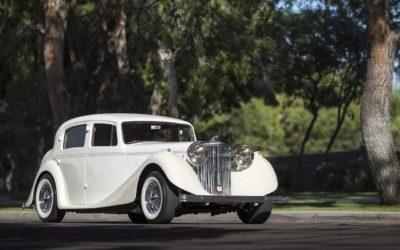'39 Jaguar SS Cars… Street Rod ! Shocking ?