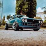 Slammed Lancia Beta HPE... Et pourquoi pas ?!