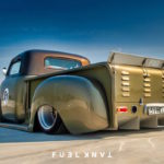 '51 Chevy Pickup... Highway to hell !