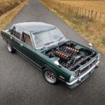 '79 Toyota Corona Mark II V12... Go kiwi go !