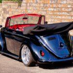 66 VW Cox cab... En rouge et noir !