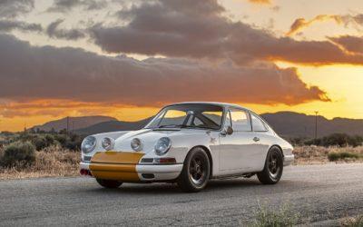 Porsche 911k Emory Motorsport – Kure d'Outlaw !