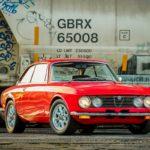 Alfa Romeo GT 2000 Veloce - Rêve à 4 pattes