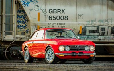 Alfa Romeo GT 2000 Veloce – Rêve à 4 pattes