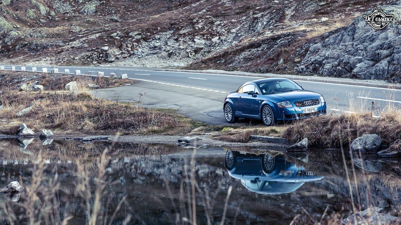 Audi TT Quattro Sport - Pour Audiste collectionneur ! 9