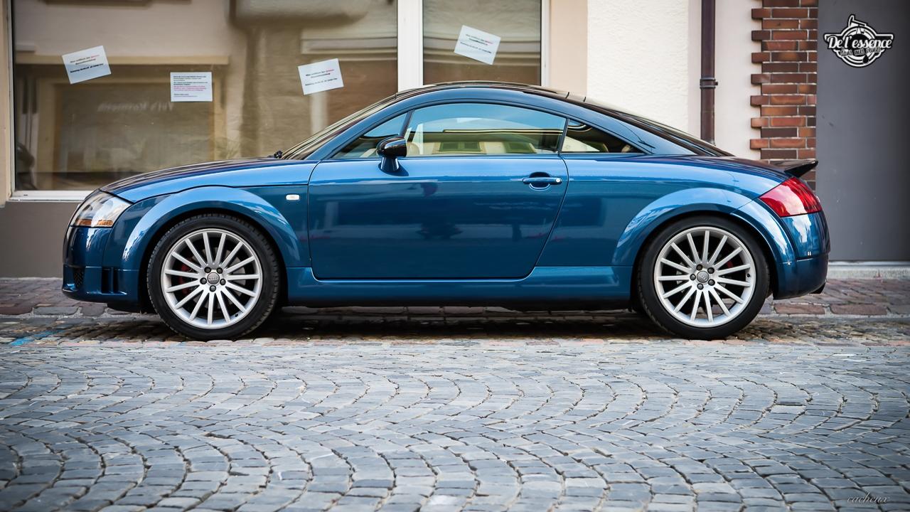 Audi TT Quattro Sport - Pour Audiste collectionneur ! 1