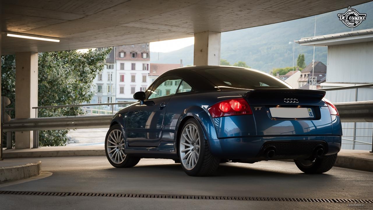 Audi TT Quattro Sport - Pour Audiste collectionneur ! 2