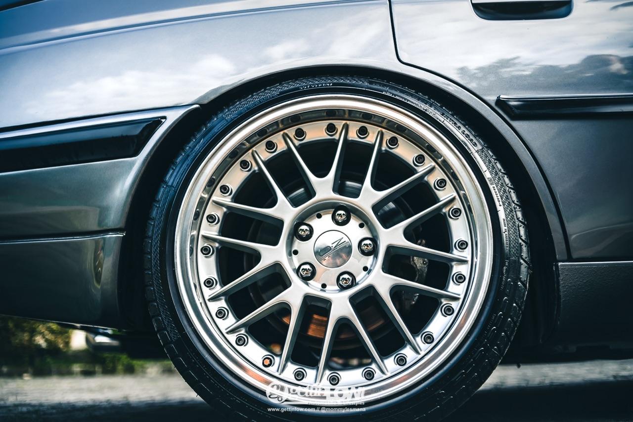 Slammed '93 Peugeot 605 SRi - N'écoute jamais les autres ! 48