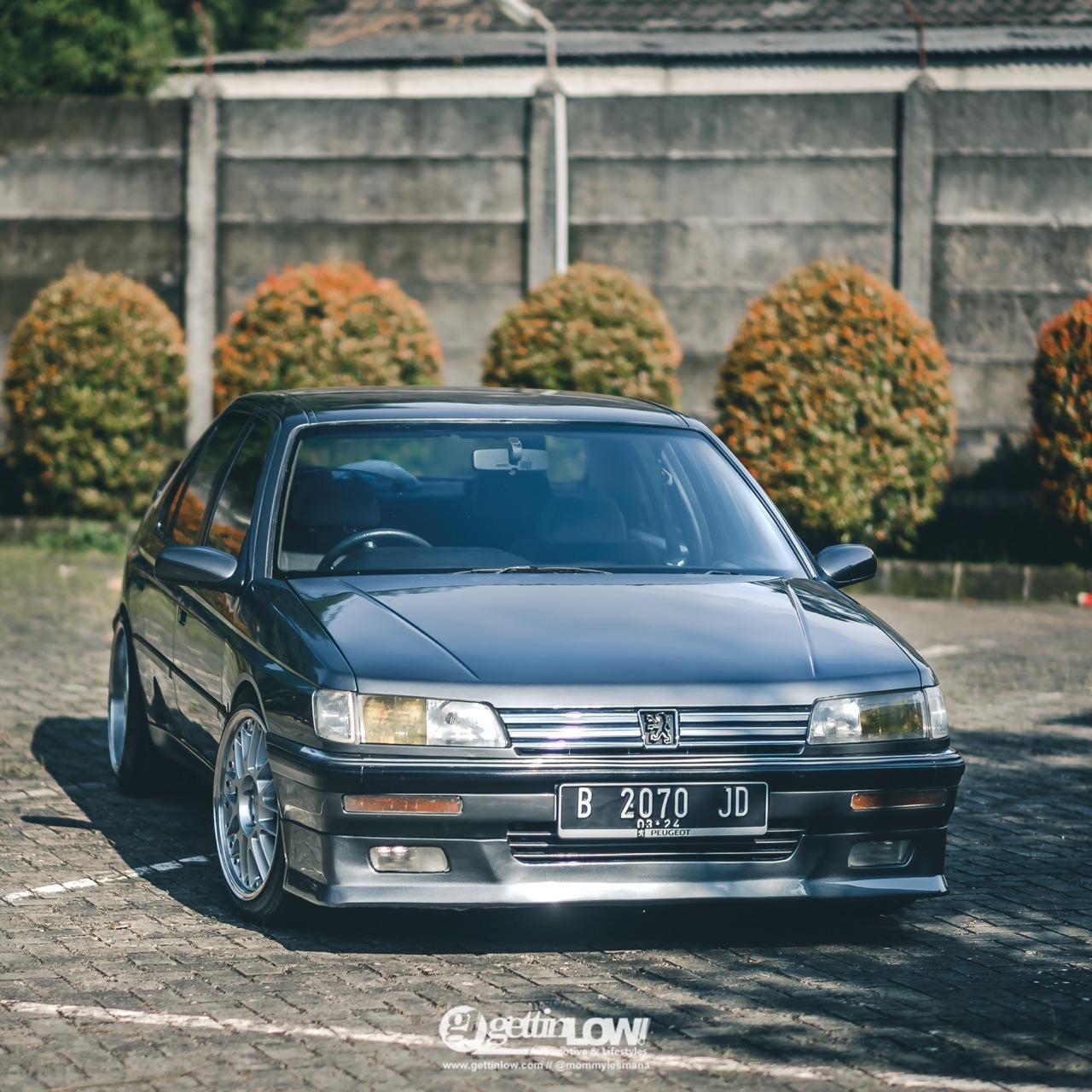 Slammed '93 Peugeot 605 SRi - N'écoute jamais les autres ! 41
